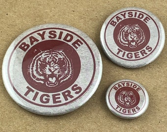 """Bayside 1"""", 1.5"""", or 2.5"""" Button or Bottle Opener"""