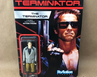 ReAction The Terminator Carded -Terminator- New Sealed
