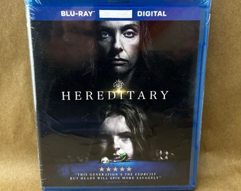 Hereditary on Blu Ray