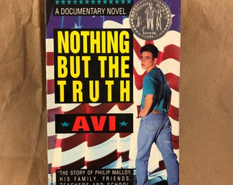 Nothing But The Truth -AVI- -Scholastic Books-