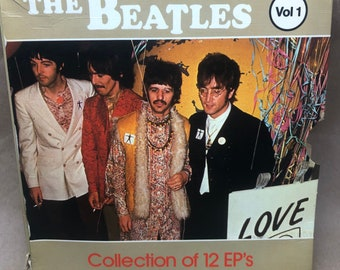 """The Beatles -German Collection of Singles- 7"""""""