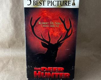 Deer Hunter -VHS- OOP