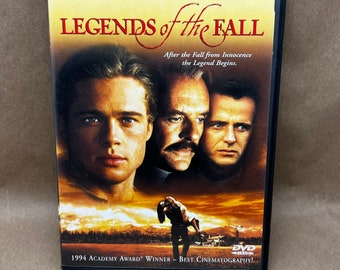 Legends of the Fall -DVD-