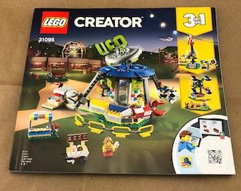 LEGO Creator Manual -31095-