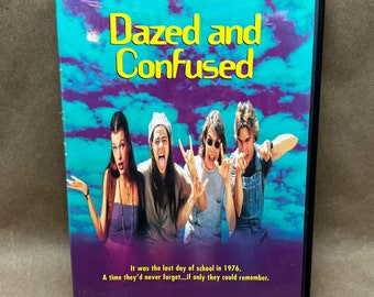 Dazed and Confused -DVD-