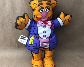 Blockbuster Video Fozzy the Bear Stuffed Animal