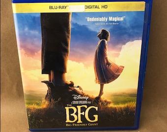 BFG on Blu Ray