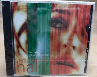 Hal featuring Gillian Anderson -Extremis- Sealed New Music CD