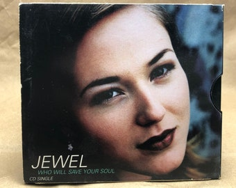 Jewel -Who Will Save Your Soul- CD Single