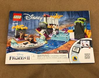 LEGO Frozen 2 Manual -41165-