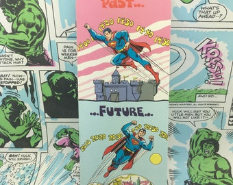 Super Hero Super Friend Birthday Card