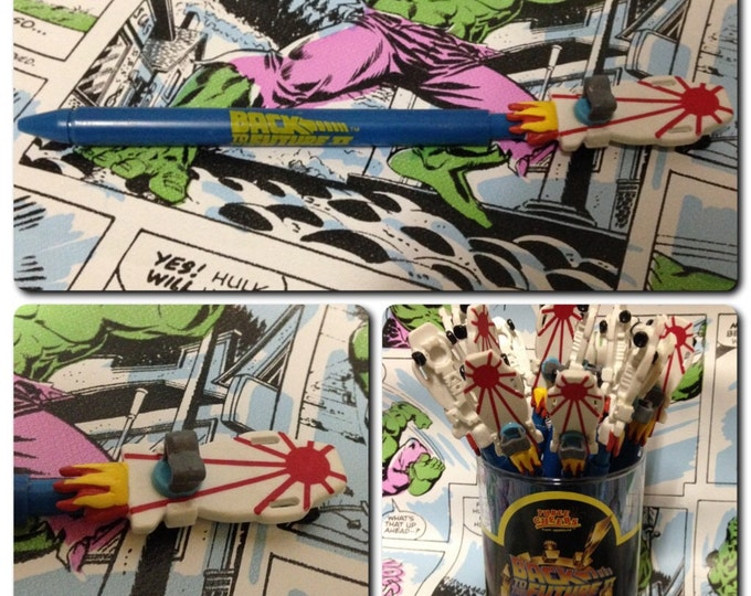 Featured listing image: Original Back to the Future Hoverboard Pen from 1989