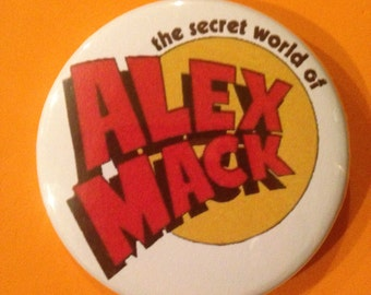 Alex Mack Button or Bottle Opener