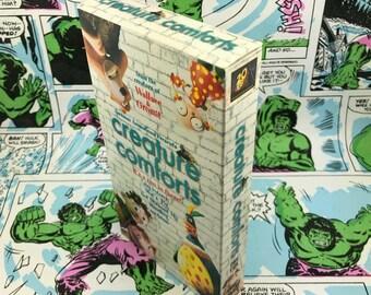 Creature Comforts Wallace Gromit Aardman -VHS- OOP