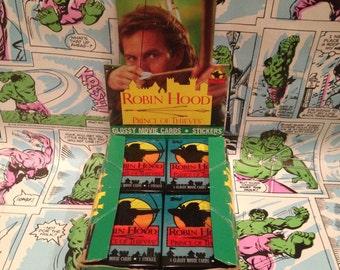 Robin Hood Trading Cards