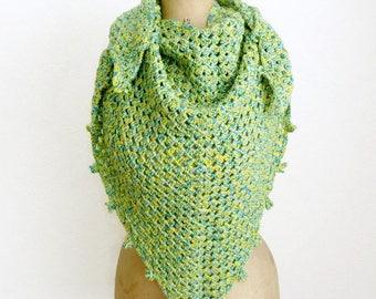 Triangular shawl crochet scarf triangle shawl triangle scarf crochet shawl triangular scarf