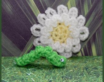 Crochet Pattern: Amigurumi Caterpillar, Bobbles AND Bonus Patterns