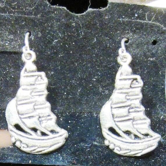 Earrings silver beads, sterling silver (30)
