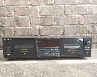 Sony Stereo Cassette Deck TC-WE475