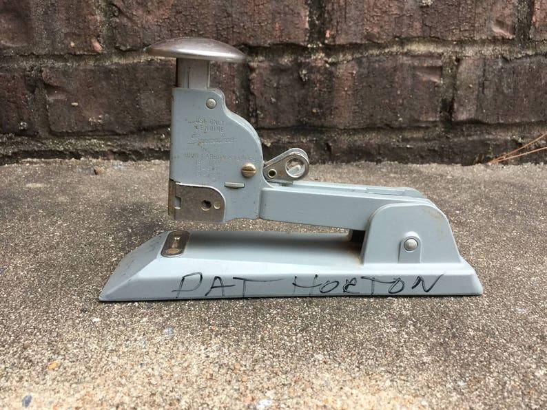 Swingline Stapler Property of Pat Horton