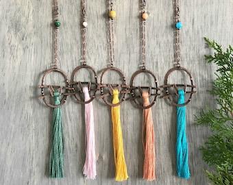 Tassel Jewelry Medley