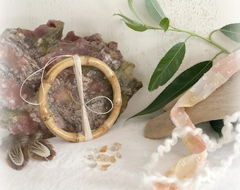Sunshine Dream catcher kit , everything you need to make your own