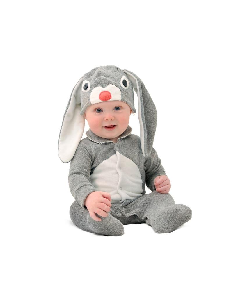 207eb8bd1199 Easter Bunny Baby Costume Bunny Baby Onesie Easter Baby
