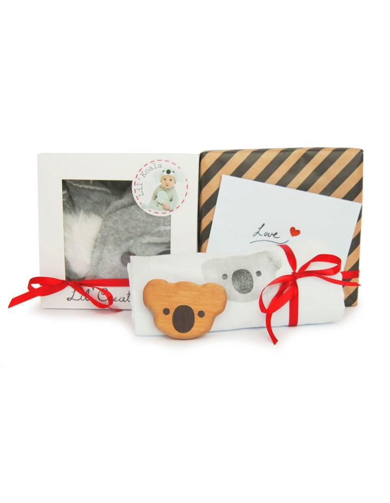 2912ec777 Australian Koala Baby Shower Gift Koala Bear Gifts Wooden | Etsy