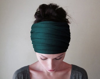 EMERALD GREEN Headband 04636616319