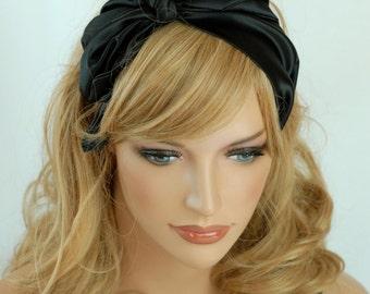 Items Similar To 100 Silk Hair Scarf 2 5x44 Hair Wrap Dusty