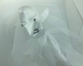 Hand Puppet for Children -   Ghost