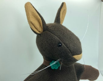 Hand Puppets for Children  -  Bunny Rabbit