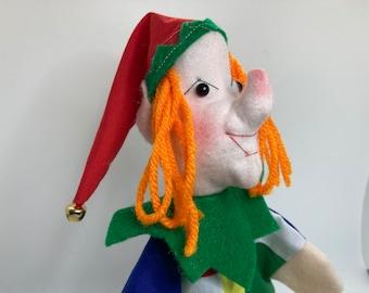 Hand Puppet for Children  and teaching  -   Kasper