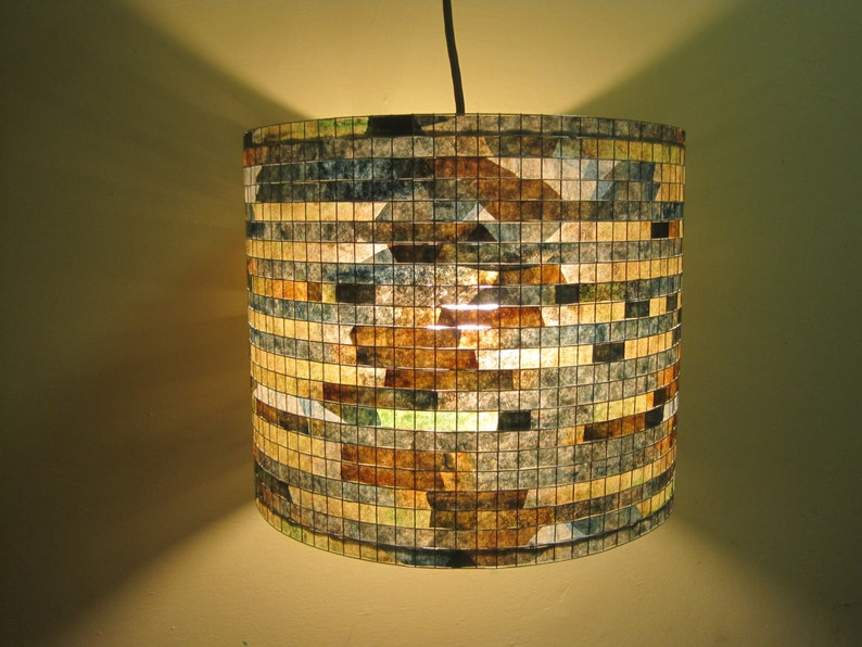 Chandelier Pendant Light Lamp Lampshade Lampada Coffee Filter image 0