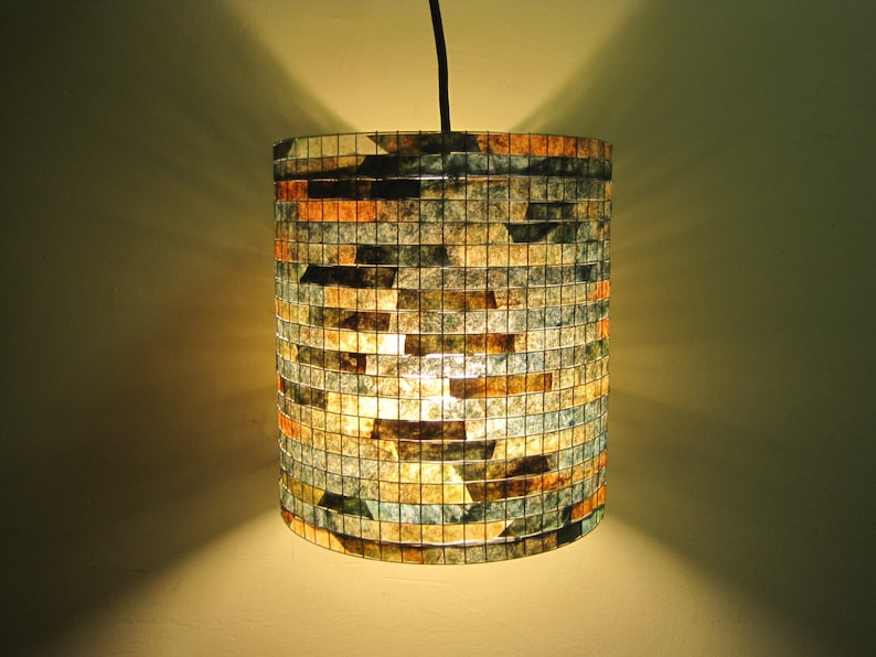 Chandelier Light Lighting Lampshade Lamp Lampada Coffee Filter image 0