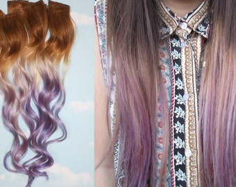 Brown Blonde Ombre Etsy