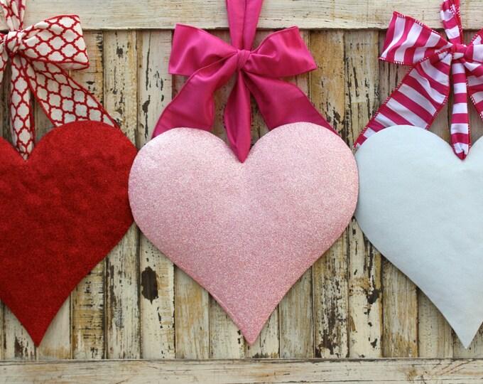 Heart Wreath Valentine