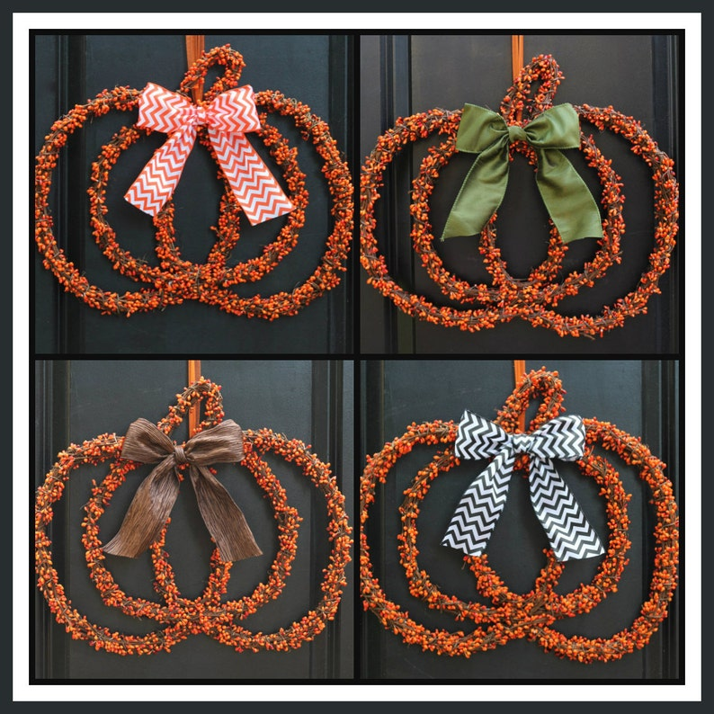 Thanksgiving Party Decor Thanksgiving Door Wreath Thanksgiving Wreath