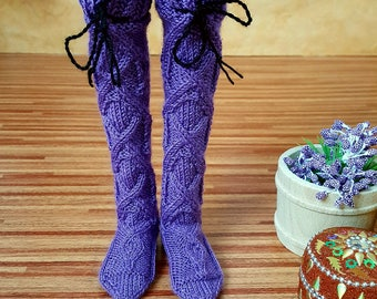 Stock: BJD MSD Knitted stockings