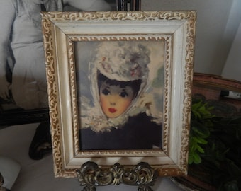 Darling French Country Victorian Pretty print