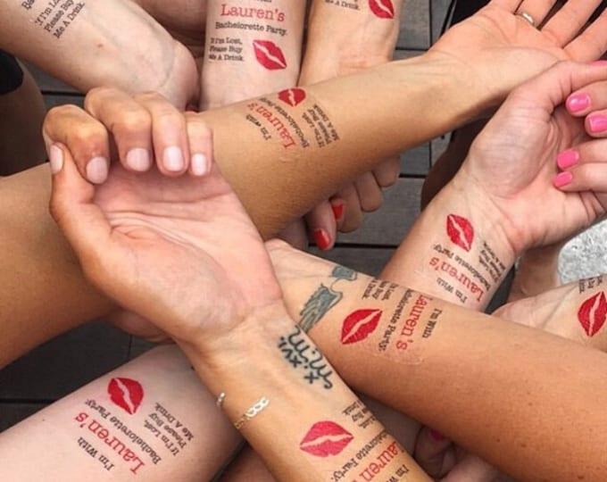 Bachelorette Tattoos