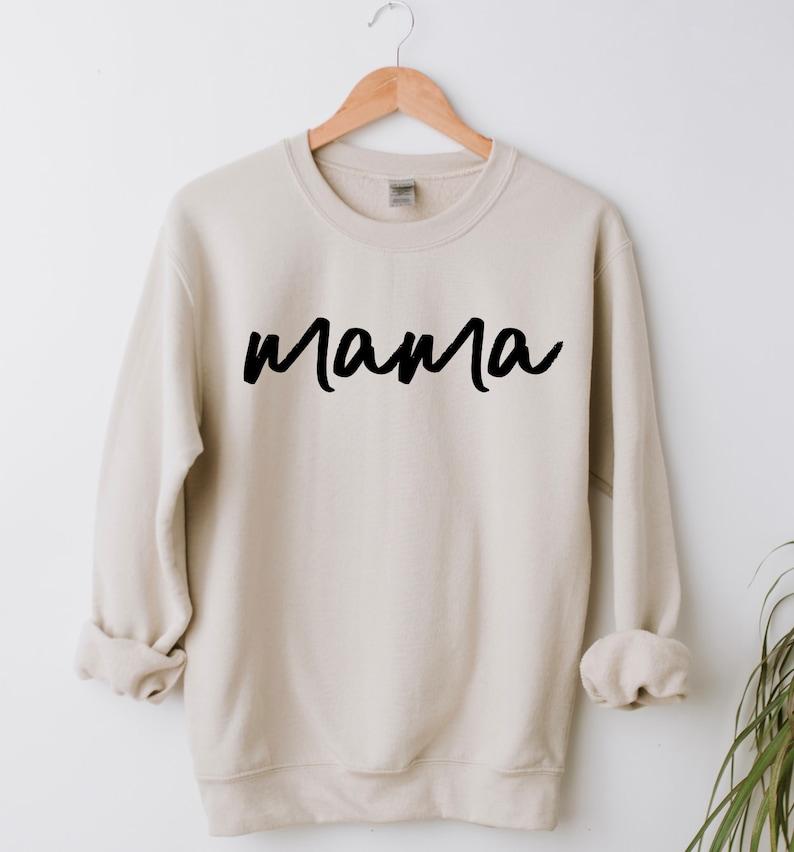 Mama Crewneck Sweatshirt