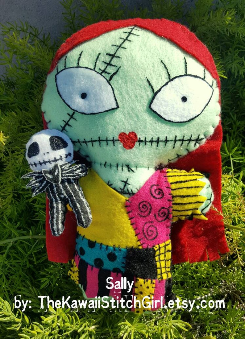 Sally Plushie!
