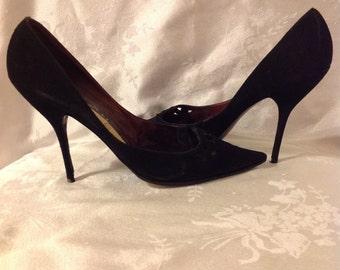 33f72088df8 Black stilettos | Etsy