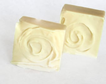 Coconut Milk Shampoo Bar with Coconut Milk, All Natural, SLS Free Solid Shampoo for Natural Hair Care