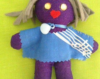 Art doll #15 - Free delivery to the UK