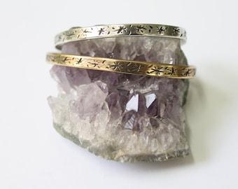 Nox cuff bracelet