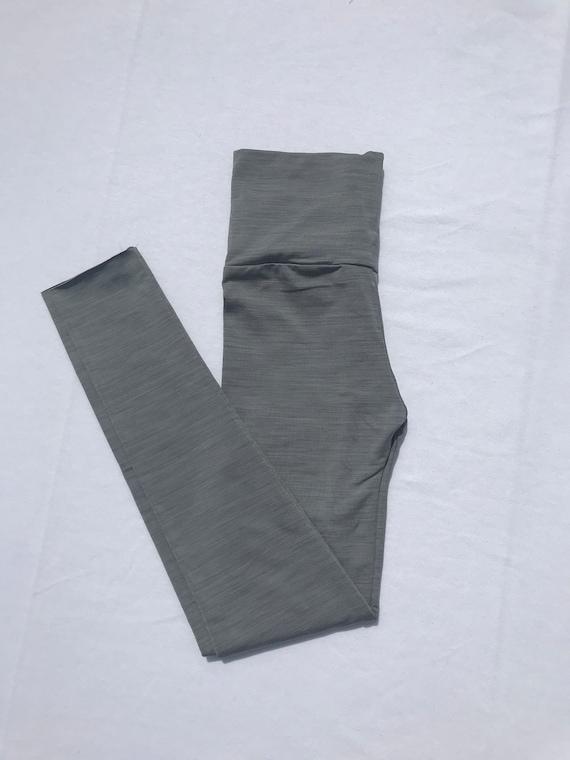 new concept Sales promotion wholesale sales Grey Athletic Leggings / Girls Yoga Pants / Grey Pants