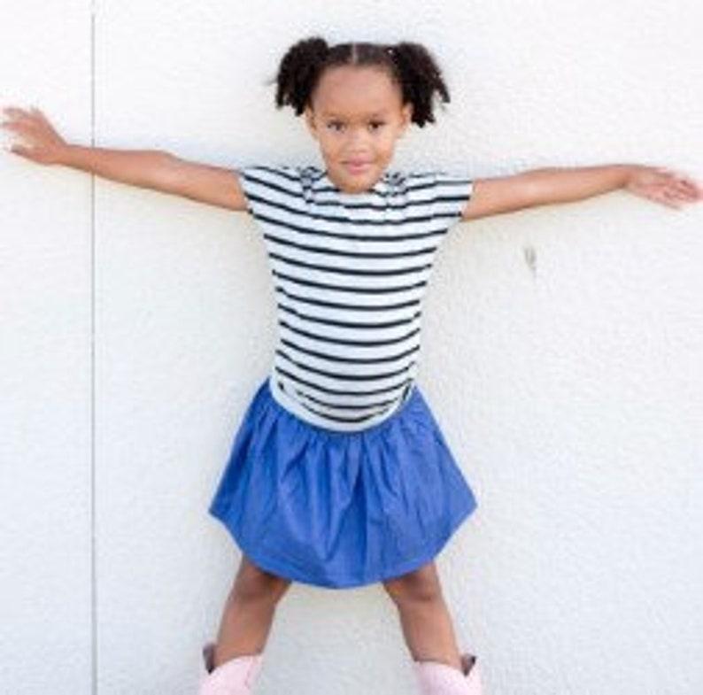 Girls Skirt / Denim Skirt / Bottoms image 0