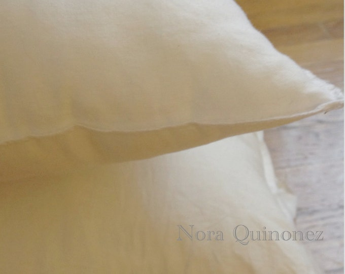 Pillow Inserts Form Made For Decorative Throw Pillows - Hypoallergenic Polyester - Cushion Inner Pad